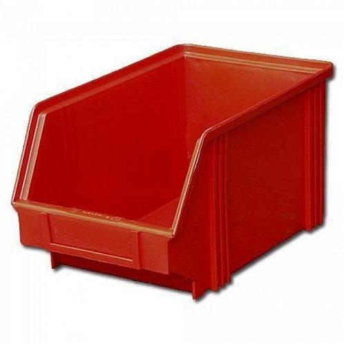 арт. 7962 Пластиковый ящик 290x230x150 для склада