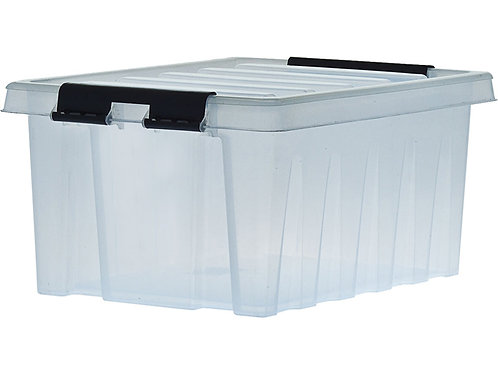 арт. Rox Box 16 Ящик п/п 415х300х190 мм с крышкой и клипсами
