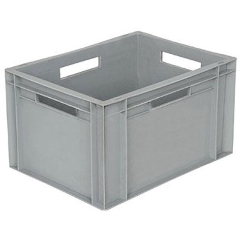 арт. 805 Пластиковый ящик 400х300х230 с ручками, B-4322