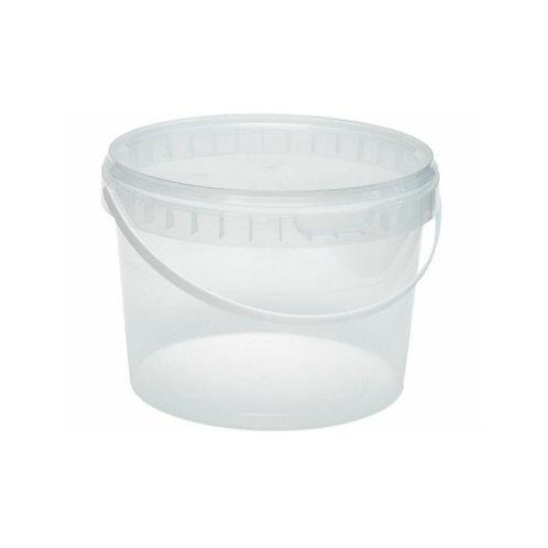 Ведро пластиковое 2 л ВП 2 б/ц