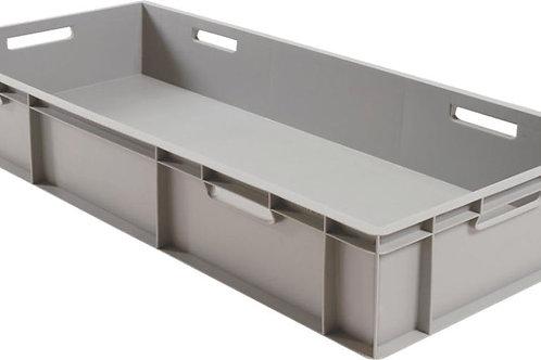 арт. 817 Пластиковый ящик 1000х400х230 с ручками, дно с усилением, B-4022