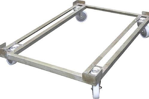 арт. тк-800 Тележка для Box pallet 1220x820х200