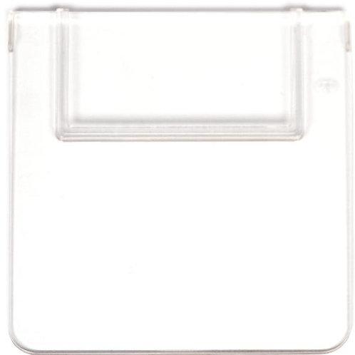 арт. 6000-2 Перегородка по ширине для ящика 6005-6006 прозрачная 92 мм