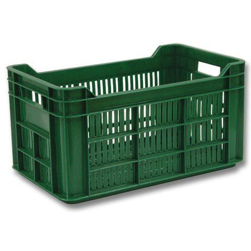 арт. 112 Пластиковый ящик 500x300x264 фруктовый