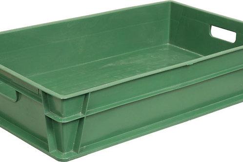 арт. 404-2 Пластиковый ящик 740х465х145 сплошной