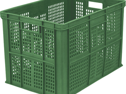 арт. 203-1 Пластиковый ящик 600х400х410 колбасный