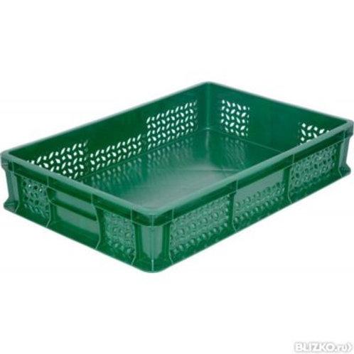 арт. 704.02 Пластиковый ящик 600х400х120 без ручек