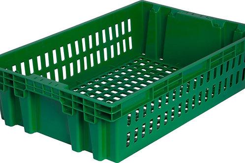 арт. 403 Пластиковый ящик 600х400х152,5 хлебный