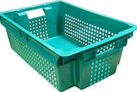 арт. 102-1 Пластиковый ящик 600х400х200 овощной