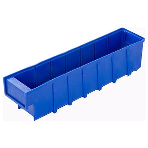 арт. 6006 Пластиковый ящик 400x92x100 синий