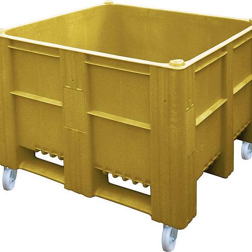 арт. 11-080-WA (вар.1) BoxPallet 1200х1000х900 на колесах
