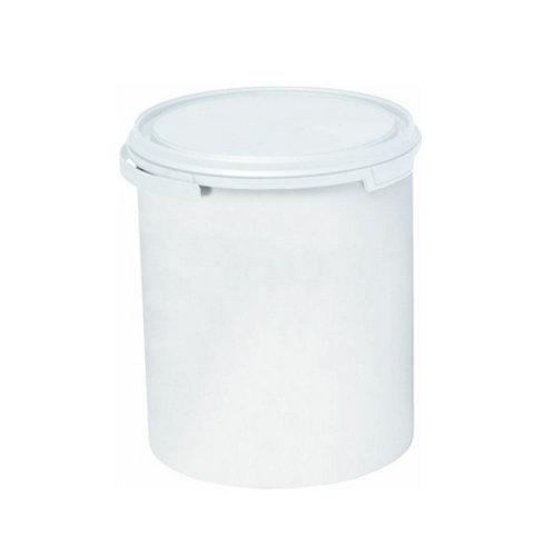 Ведро пластиковое цилиндрическое 2,5 л ВПц 2,5м