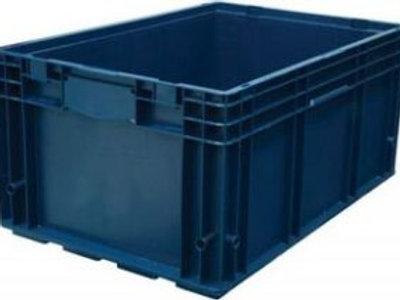 Ящик пластиковый из полипропилена 594x396x280 Арт.6429 R-KLT