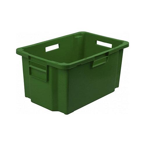 арт. 218 Пластиковый ящик 600х400х300 мясной морозостойкий