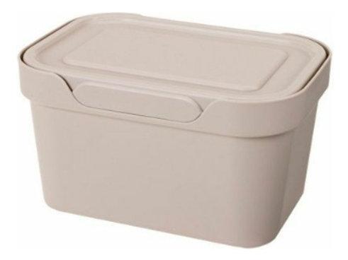 Пластиковый контейнер для хранения 189х132х110 Арт.Luxe 1,9