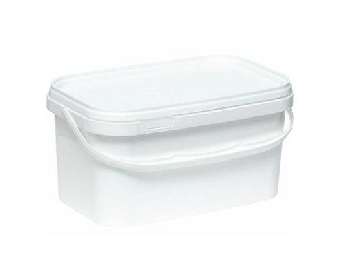 Ведро пластиковое 3,3 л ВП 3,3 пр