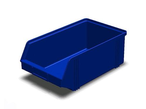 арт. 7963 Пластиковый ящик 400x230x150 для склада