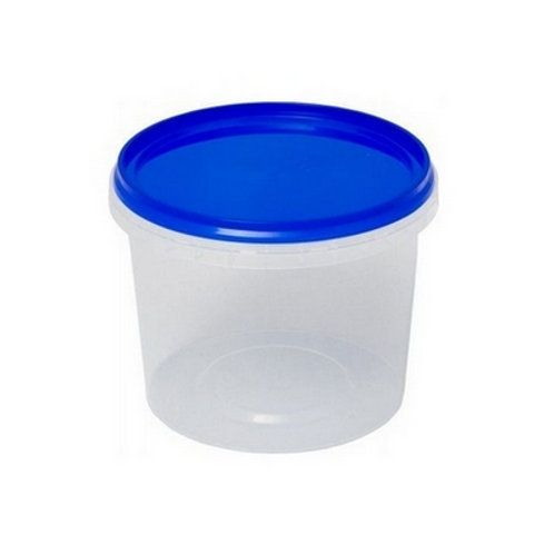 Ведро пластиковое 0,55 л ВП 0,55м