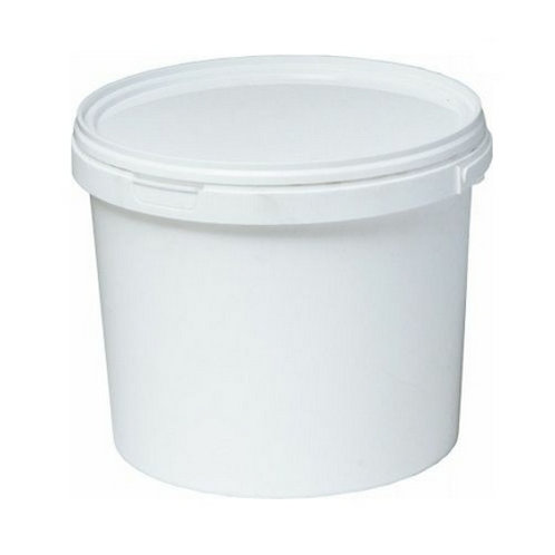 Ведро пластиковое 5,6 л с крышкой ВП 5,6м
