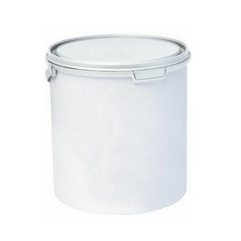 Ведро пластиковое 3,6 л с крышкой ВПц 3,6м