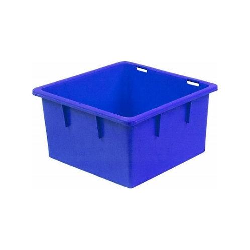 Арт. 415 Пластиковый ящик 385х385х225 без крышки, под кондитерские изделия