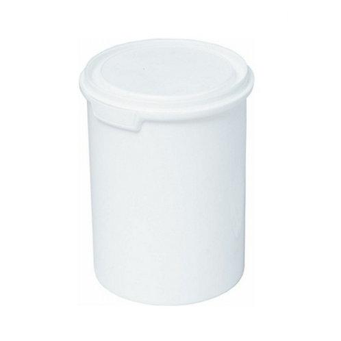 Ведро пластиковое цилиндрическое 1 л ВПц 1м