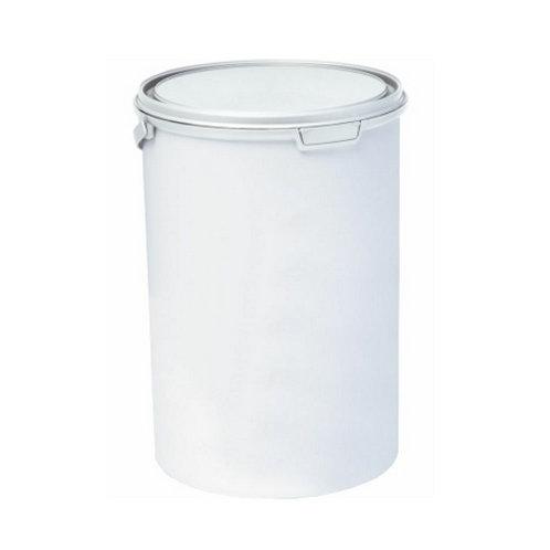 Ведро пластиковое 5 л с крышкой ВПц 5м