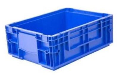 Ящик пластиковый из полипропилена 396x297x147,5 Арт.4147 RL-KLT