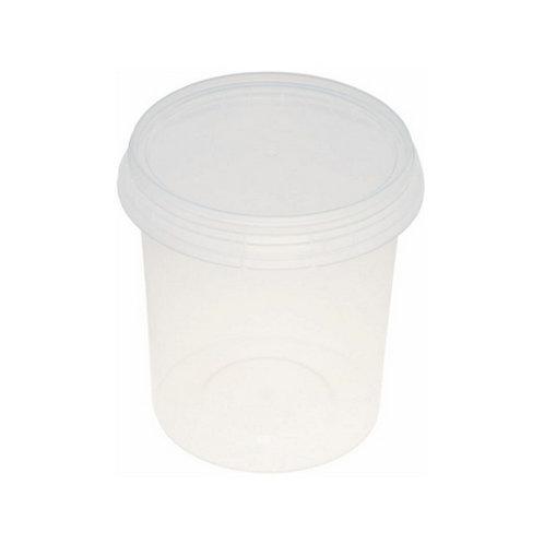 Ведро пластиковое 0,8 л ВП 0,8м