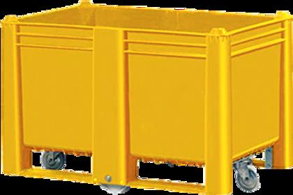 арт. 11-100-WA (вар.2) BoxPallet 1200х800х800 на колесах