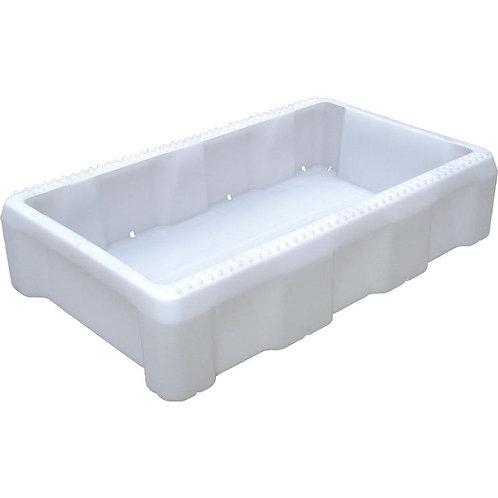 арт. 212 Пластиковый ящик 825х500х190 рыбный морозостойкий
