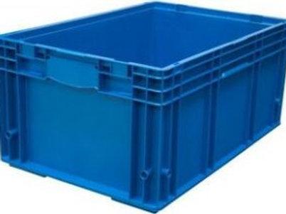 Ящик пластиковый из полипропилена 594x396x280 Арт.6280 RL-KLT