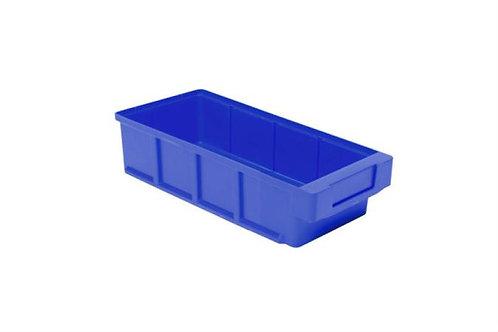 арт. 6004 Пластиковый ящик 500x185x100 синий