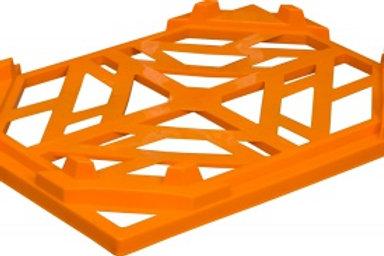 Крышка для ящика 434 оранжевая