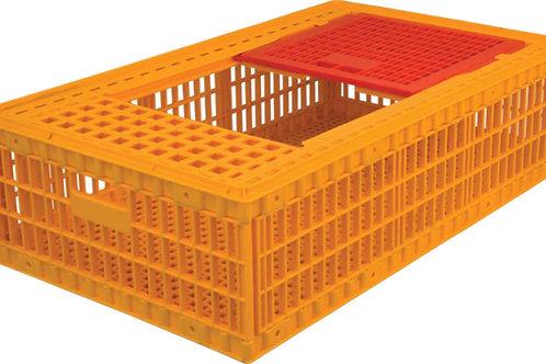 арт. 311 Пластиковый ящик 970х570х270  для перевозки живой птицы
