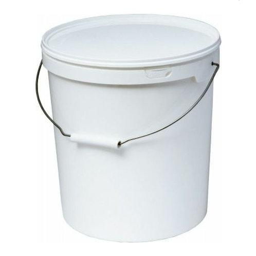 Ведро пластиковое 15 л ВП 15м