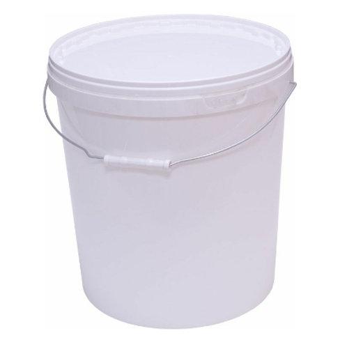 Ведро пластиковое 11,5 л с крышкой ВП 11,5к