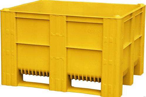 Арт. 10-100-ОА-ACE BoxPallet 1200х1000х740 мм сплошной
