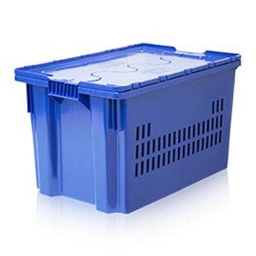 арт. 604-1 SP Ящик с крышкой 600х400х350 морозостойкий Safe PRO