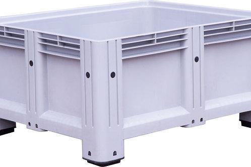 Арт. D-Box 1210 S (580) 1120 Big Box 1200x1000x580 мм сплошной на ножках серый