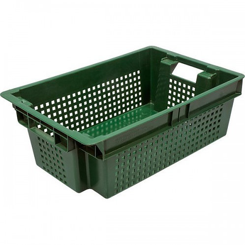 арт. 102У  Пластиковый ящик 600х400х200 овощной