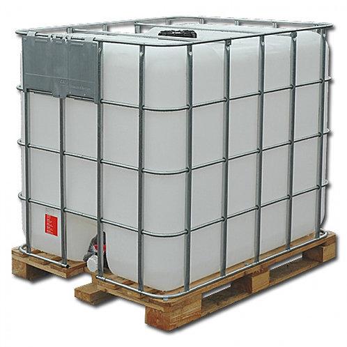 Емкости кубические 1000 литров на металлическом поддоне