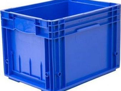 Ящик пластиковый из полипропилена 396x297x280 Арт.4280 RL-KLT