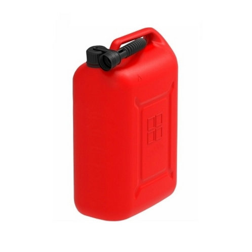 Пластиковая канистра для топлива КП-ГСМ 25 красная