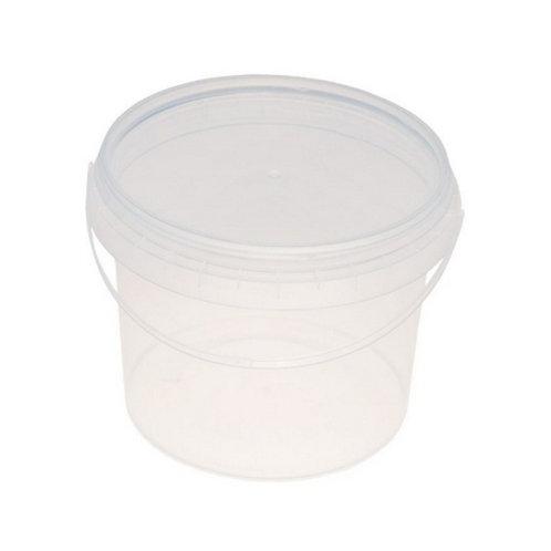 Ведро пластиковое 0,85 л ВП 0,85 б/ц