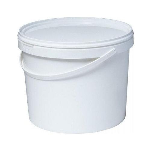 Ведро пластиковое 11,3 л с крышкой ВП 11,3м