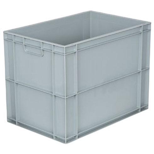 арт. 812 Пластиковый ящик 600х400х450 без ручек, дно с усилением B-4644