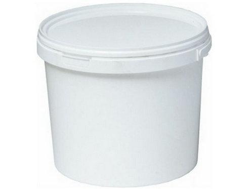 Ведро пластиковое 5,7 л с крышкой ВП 5,7м