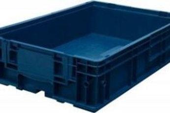 Ящик пластиковый из полипропилена 396x297x147,5 Арт.4315 R-KLT