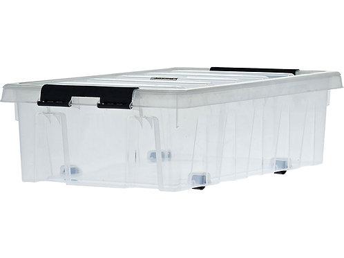 арт. Rox Box 35 Ящик п/п 600х400х180 мм с крышкой и клипсами
